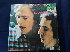 SINGLE SIMON & GARFUNKEL - EL CONDOR PASA - CBS SPAIN 1970 VG