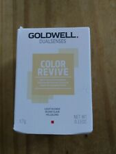 GOLDWELL Color Revive Root Retouch Powder LIGHT BLONDE Concealer Grey Compact