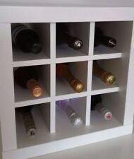 1-9 Bottle Capacity Under Counter Wine Racks