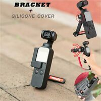 Mic Adapter Extension Fixing Bracket Mount Holder Accessory for DJI Osmo Pocket
