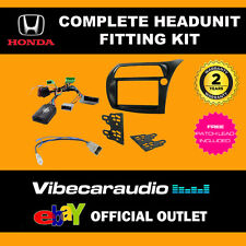 Connects 2 CTKHD 01 L LHD Honda Civic 2006 > Radio Doble DIN Kit de instalación