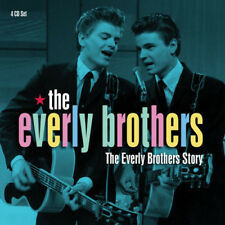 The Everly Brothers : The Everly Brothers Story CD (2014) ***NEW***
