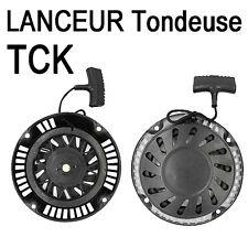 piece tondeuse TCK  TDT4637T  Lanceur demarreur a corde complet