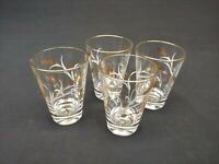 Correct Table Service CTS Vintage Eternal Harvest, Juice Glasses (set of 4)