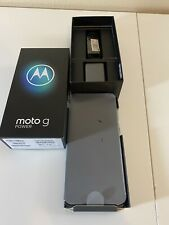 Motorola Moto G Power - 64GB - Smoke Black (Factory Unlock)