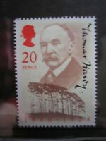 Thomas Hardy The Novelist 1990 Royal Mail Mint Presentation Pack.