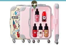 韩国 peripera --Mini luggage 唇彩套盒墨水染唇液果汁唇釉-5 item
