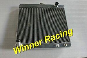 Aluminum Radiator fit Buick Invicta 6.0L/6.6L 364/401 V8 1959-1960 ATM 56MM
