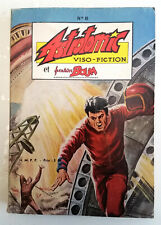 ASTROTOMIC viso-fiction ALBUM 8 (N° 43.44.45 )