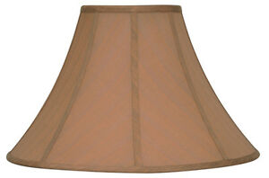 Softback Bell Lamp Shade 7x19x12""