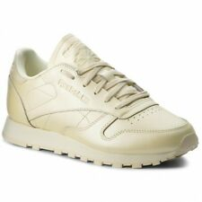 uk size 8 - reebok classic leather trainers - cn5469 - 0064