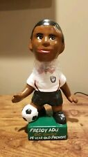 RARE Catman bobble head nodder vtg Freddy Adu USMNT USA Men's DC UNITED Soccer