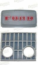 Ford 1000 2000 3000 4000 5000 7000 Force Tractor Front Grill Set Nose Gilles