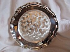 "WMF-IKORA TARNISH RESISTANT 12"" SILVER PLATED PLATE TRAY MADE IN GERMANY"