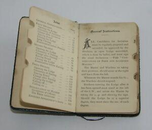 Masonic Universal Book of Ritual  (STFH)