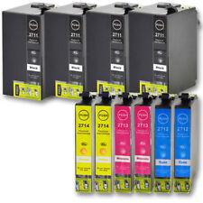 10x XL Druckerpatronen für Epson WF3600 WF3620DWF WF3620WF WF3640DTWF mit Chip
