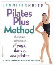 Jennifer Kries' Pilates Plus Method (2002 Paperback) HH1679
