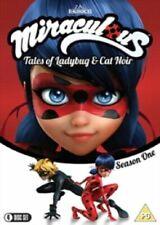 Miraculous Tales of Ladybug and Cat Noir Season 1 Region 4 DVD in Stock