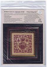 The Heart's Content, Inc. Splendor XVIII Floral Magenta Kit # 170