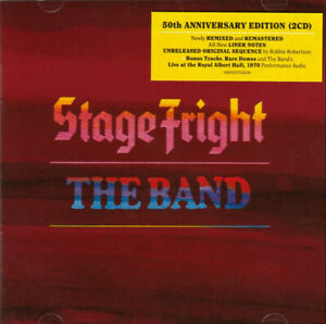 The Band - Stage Fright (50th Anniversary Edition 2CD) Brand New & Sealed