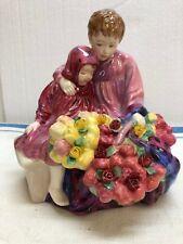 Royal Doulton Hn1342 Flower Sellers Children Figurine-Beautiful