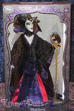 Disney Limited Edition Designer Sleeping Beauty Maleficent Villain Doll NEW!