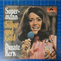 Renate Kern Supermann Polydor 249341 Single B27881