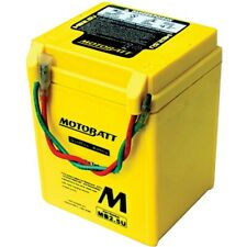 New Motobatt Battery For Honda Nu50 Urban Express 50cc 82-83 Yb2.5-C Yb2.5-C-2