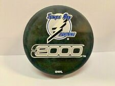 Tampa Bay Lightning 2000 Hockey Official Licensed Puck