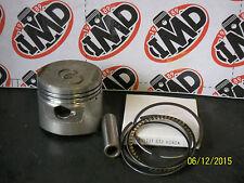 HONDA CB750 F1 SUPER SPORTS SOHC STD GENUINE PISTON & IMD RING SET  NOS 392