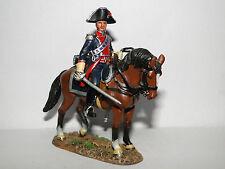 Del Prado Napoleonischer Reiter Zinnfigur Trooper Spanish Guardia de Corps 1801