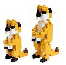 NEW* NANOBLOCK Meerkat Meerkats - Nano Block Micro-Sized Building Blocks NBC-022