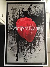 The Vampire Diaries poster print