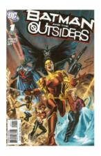 Batman and the Outsiders #1 (Dec 2007, DC)
