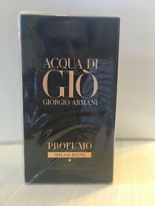 RARE Acqua di Gio Profumo SPECIAL BLEND 75ml/2.5oz BEST PRICE ON EBAY
