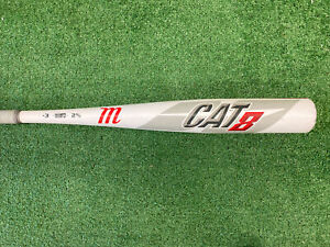 2020 Marucci CAT 8 BBCOR Baseball Bat 32/29 One Piece Balanced Alloy MCBC8 Used
