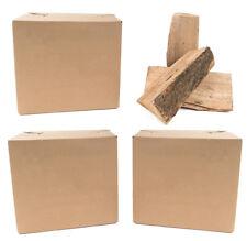 3 Pakete Premium- cheminée bois à brûler hêtre A ´10 kg, économie de l'espace