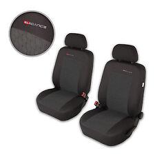 Sitzbezüge Sitzbezug Schonbezüge für Hyundai Sonata Schwarz Modern MG-1 Set