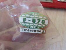 BEAU PIN'S PNEU FIRESTONE F 570 ZAMAC NEUF