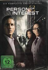 Person of Interest Die Komplette erste Staffel