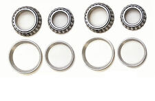 Front Wheel Bearing Set For 1975-1996 FORD FULL SIZE BRONCO (2WD 4WD)