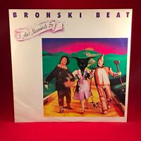 "BRONSKI BEAT It Ain't Necessarily So 1984 UK 12"" Vinyl Single,EXCELLENT CONDIT B"