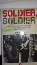 Soldier Soldier by Tony Parker, paperback first edition, signed.