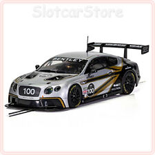 Scalextric 1 32 Bentley CONTINENTAL Gt3 Centenary Edition