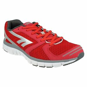 LADIES HI TEC HARAKA WOMENS LACE UP LIGHTWEIGHT TRAINERS RUNNING FITNESS SHOES