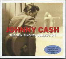 Johnny Cash - The Sun Singles Collection (2CD 2014) NEW/SEALED