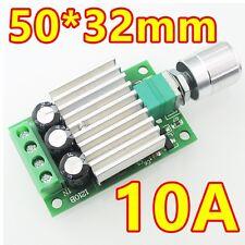 DC 6V 12V 24V 10A DC Motor Speed Controller PWM Controller