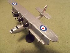 Built 1/144: British SHORT CALCUTTA Sea Plane Aircraft
