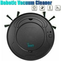 3 in 1 Smart Sweeping Robot Staubsauger Bodenkante Auto Clean Dust Suction D4X8