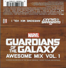 Guardians Of The Galaxy: Awesome Mix Vol 1 (EU) Movie Soundtrack CASSETTE TAPE